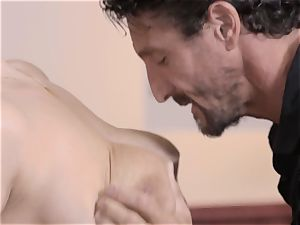 unloaded Sn 4 Angela milky pulverizes her client