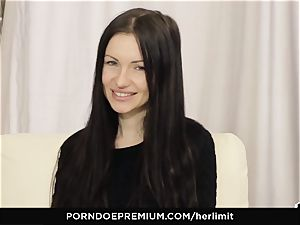 HER restrict - raunchy buttfuck and face boink with Sasha Rose