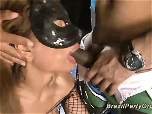 large pink cigar anal invasion brazil soiree hookup