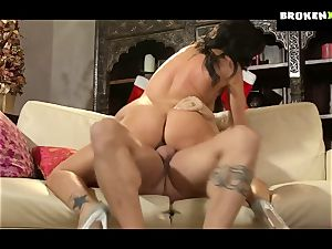 Brooklyn lee in another sultry sequence