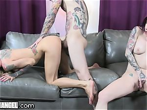 huge-chested inked milf Cams With Joanna Angel
