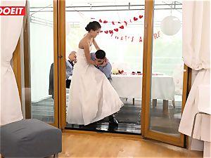 LETSDOEIT - StepMom screws StepSon With spouse Sleeping
