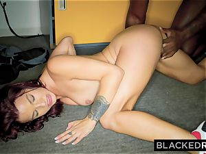 BLACKEDRAW Evelin Stone Will Do ANYTHING For Her big black cock daddy
