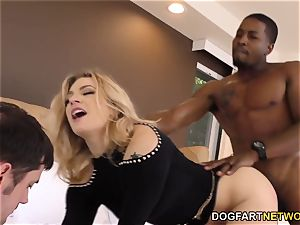 ass-fuck biotch Dahlia Sky enjoys big black cock - cuckold Sessions