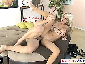 beautiful Sarah Jessie smooched and porked properly