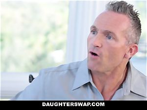 DaughterSwap - I pummeled My friends daughter