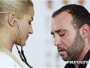Nikky Thorne and virgin smooch, ass-fucked Nurses