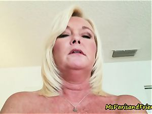 The mommy son-in-law collection with Ms Paris Rose