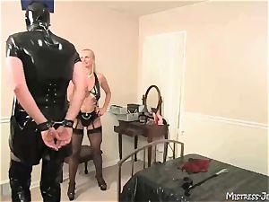 Many female domination mistresses predominate submissive masculines