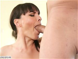 My fresh splendid neighbor Dana Dearmond came to me to get familiar