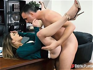 naughty Kristen Scott puss elations