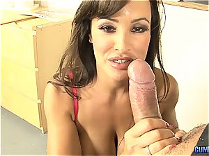 immensely wonderful Spanish lessons with Lisa Ann in 1080p