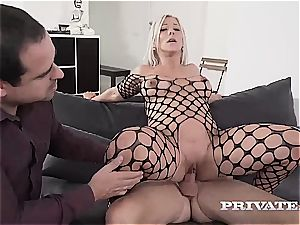 milf Nikyta luvs firm ass-fuck While Her spouse sees