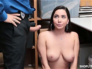 Karlee Grey banged missionary by security guard