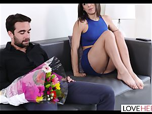 scorching foot fuck-a-thon With My Sisters hotwife bf