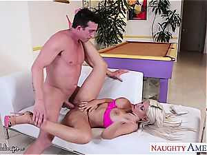 huge-titted mexican babe Bridgette B. romping