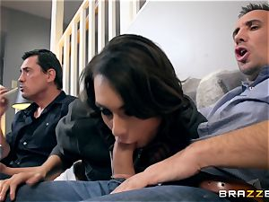 Janice Griffith banged in her asshole
