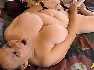 LatinChili super-fucking-hot big-chested grandmother Solos Compilation