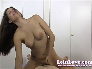 She throws the condom and rails to internal ejaculation then more!