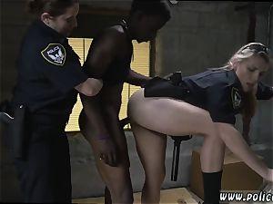 Cop jerking Domestic disturbance Call