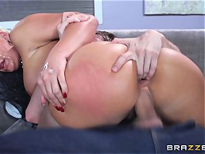 Phoenix Marie gets torn up in the bootie by hefty dicked Danny D