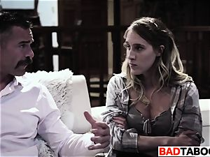 college gal CADENCE LUX fights WITH beau