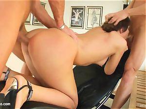 hard-core fuck-fest with Gabriella May - raunchy xxx ass-fuck lovemaking