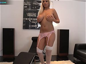 see Bridgette B large hooters in activity