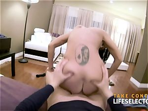 Ava Addams - enormous boobs IN act